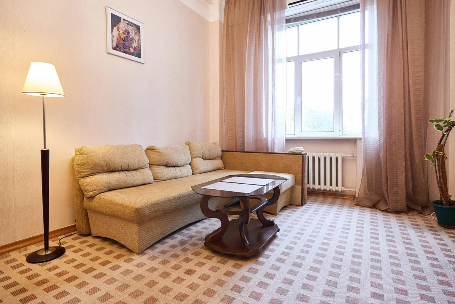 Квартира посуточно Крещатик 27