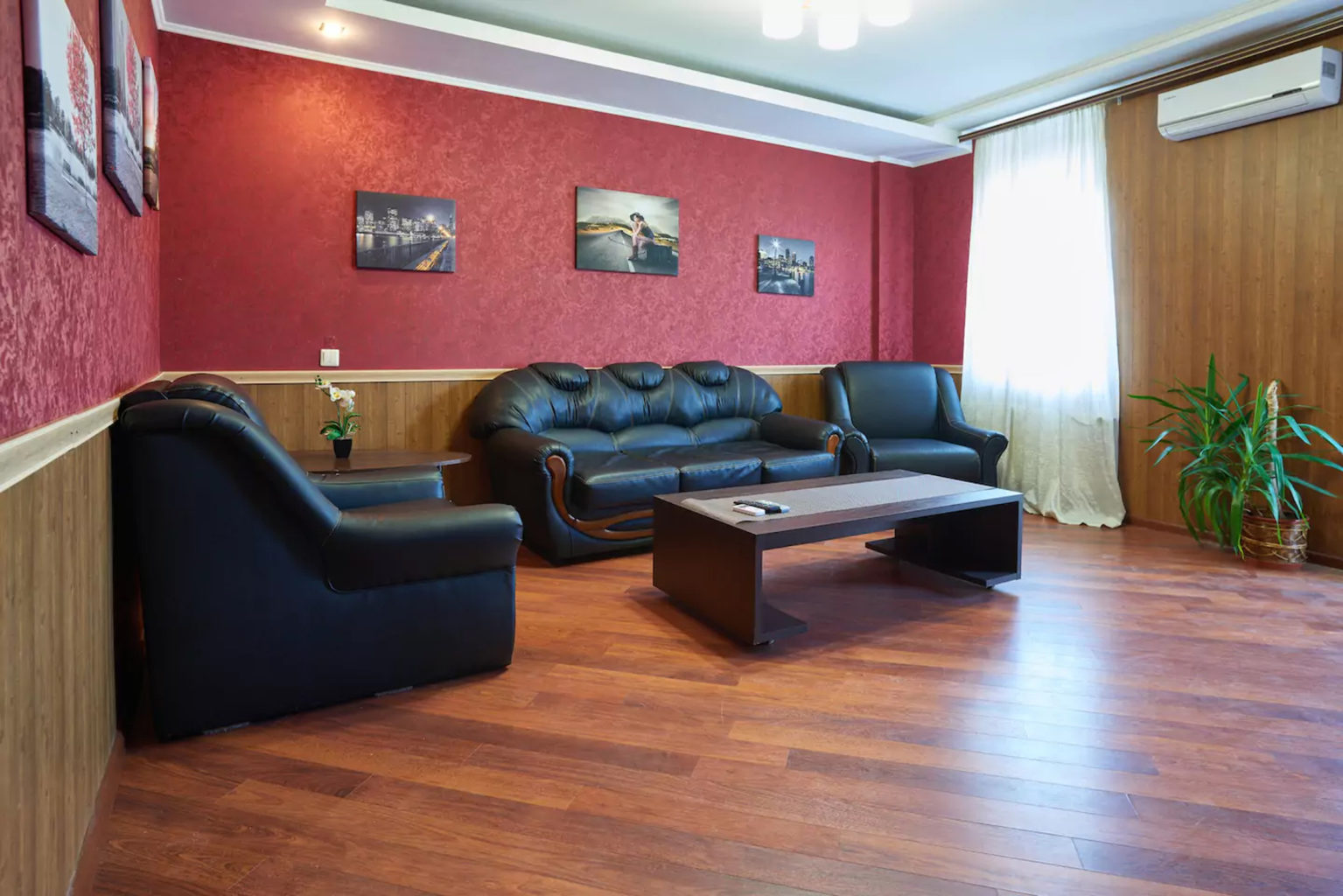 Apartment for shore time rent in Kiev
